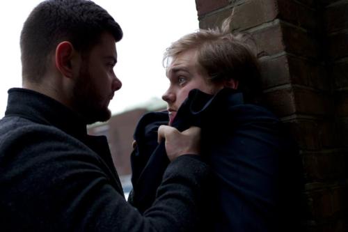 Men & Art Promo shoot